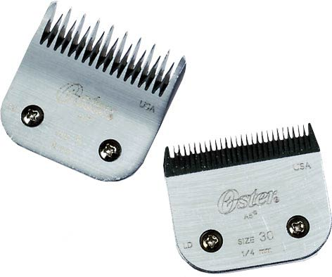Sample Clipper Blades